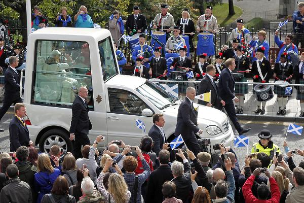 St Ninian's Day - Pope Benedict XVI