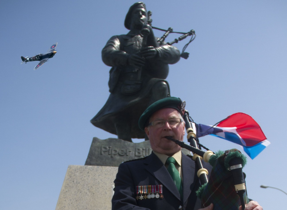 D-Day Piper Bill Millin